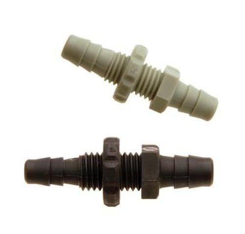 raccord cannelé / droit / pneumatique / en polypropylène