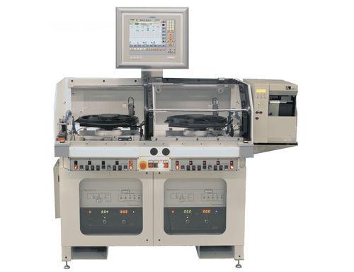 machine à équilibrer horizontale / dynamique / pour ventilateurs / compacte