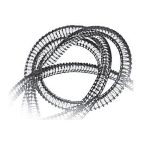 tuyau flexible pour huile / pour le vide / en silicone