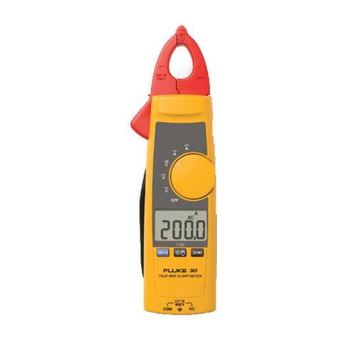 pince multimètre numérique / portable / 600 V / cat III