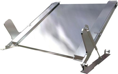 Balance à plate-forme abaissée / avec indicateur séparé / en acier inoxydable / hygiénique R4 LPW series  PRECIA MOLEN