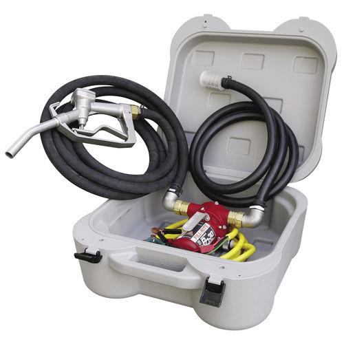 pompe pour essence / électrique / auto-amorçante / à palettes