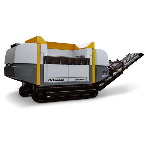 déchiqueteur à 1 arbre - UNTHA shredding technology