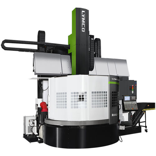 Centre de tournage CNC / vertical / 3 axes / fraiseuse RAL-16 LYMCO, BY LYWENTECH CO., LTD.