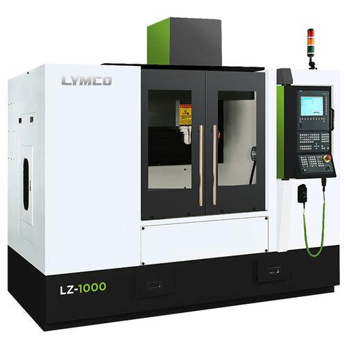 Centre d'usinage 3 axes / vertical / à grande vitesse / pour moules LZ-1000 LYMCO, BY LYWENTECH CO., LTD.