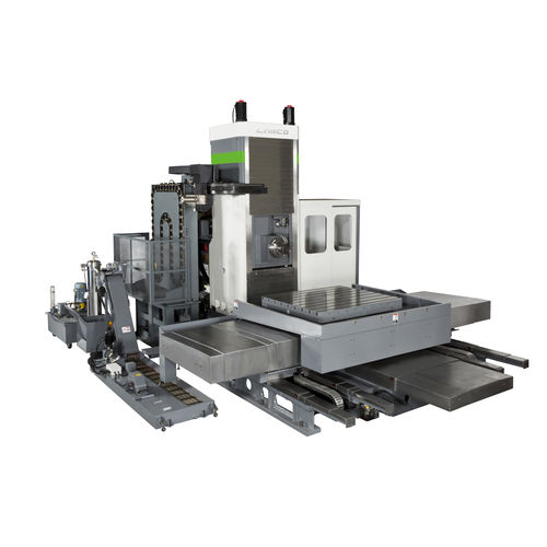 Aléseuse CNC / horizontale / 4 axes Zentrum-110R2 LYMCO, BY LYWENTECH CO., LTD.
