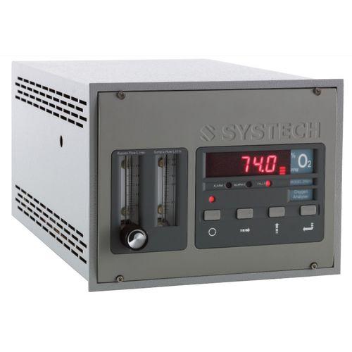 Analyseur d'oxygène / de gaz / de concentration / à intégrer NEMA 4X / IP66 | ZR800 Systech Illinois
