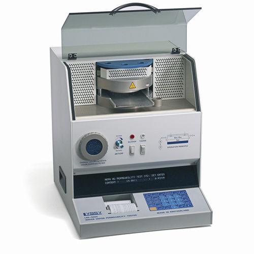 Analyseur d'eau / pour film en plastique / de perméabilité / benchtop Lyssy L80-5000 Systech Illinois