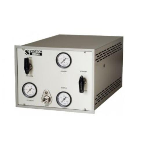 analyseur d'oxygène / de gaz / de trace / benchtop