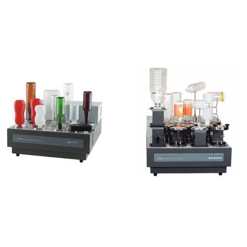 analyseur d'oxygène / de boisson / pour matières plastiques / de perméabilité