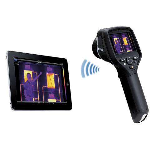 Caméra thermique / infrarouge / CCD / à main FLIR E-Series FLIR SYSTEMS