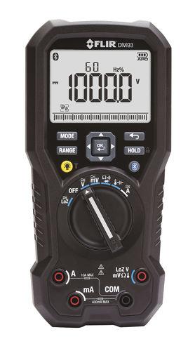 Multimètre numérique / portable / true RMS / industriel FLIR DM93 FLIR SYSTEMS