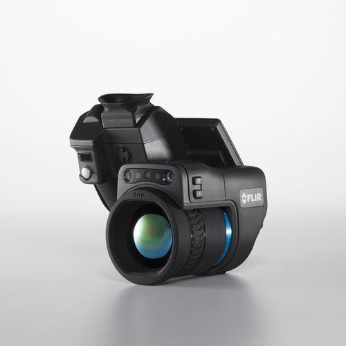 Caméra d'imagerie thermique / infrarouge / CCD / haute résolution FLIR T1K / T1020 FLIR SYSTEMS