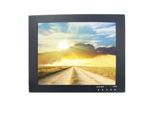 moniteur rétroéclairage à LED / LCD/TFT / 1280 x 1024 / monté sur châssis