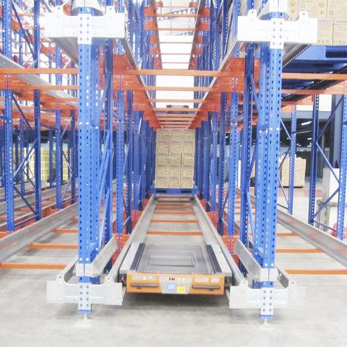 Rayonnage à palette / pour charges lourdes ISO9001/ISO14001/UN-SPR0802 Jiangsu Union Logistics System Engineering Co.,Ltd