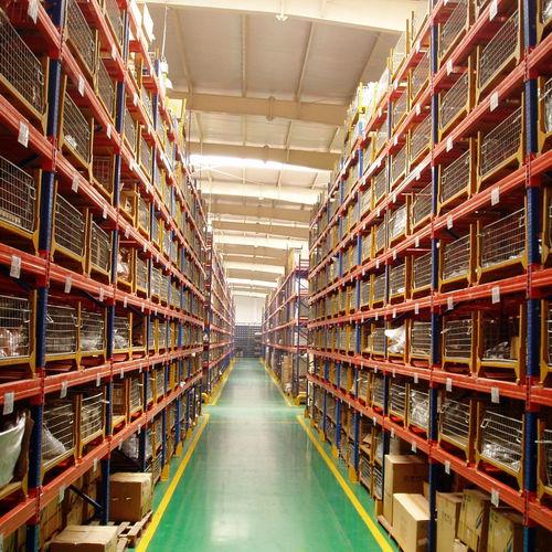 rayonnage à palette / entrepôt de stockage / pour charges lourdes / réglable