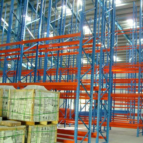 Rayonnage à palette / entrepôt de stockage / pour charges lourdes / mi-lourd ISO9001, ISO14001 | UN-PR0803 Jiangsu Union Logistics System Engineering Co.,Ltd