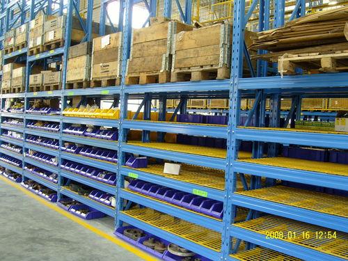 Système de rack à palette / entrepôt de stockage / pour charges lourdes / de grande hauteur ISO9001, ISO14001 | UN-PR0811 Jiangsu Union Logistics System Engineering Co.,Ltd