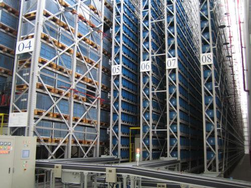 Transtockeur ISO9001/ISO14001/UN-AUTO1003 Jiangsu Union Logistics System Engineering Co.,Ltd