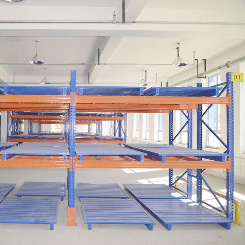 système de rack à palette / pour charges lourdes / réglable