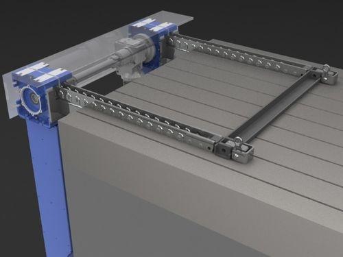 système de transfert pour presse / de positionnement d'outils
