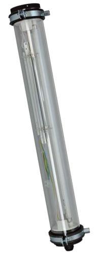 luminaire / à tube fluorescent / fluorescent / pour entrepôts