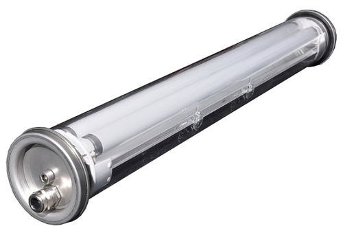 luminaire / à LED / à tube fluorescent / pour hall de stockage