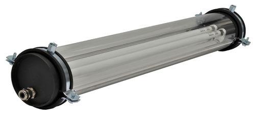 luminaire / à LED / à tube fluorescent / pour tunnel