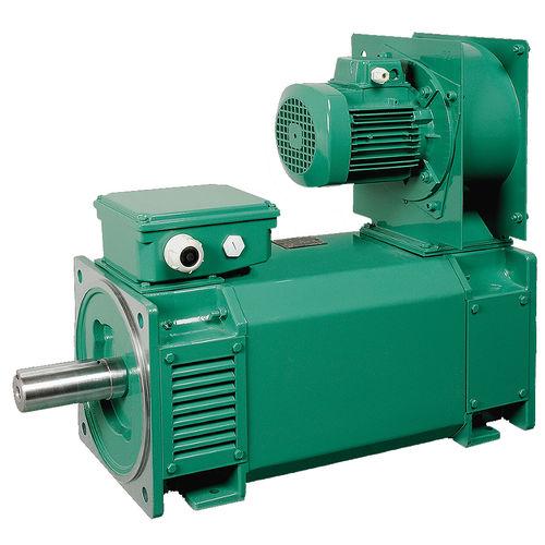 moteur triphasé / à courant continu / à induction / 230V