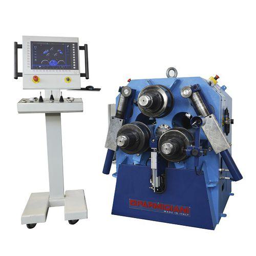cintreuse hydraulique / de tubes / de profilés / CNC