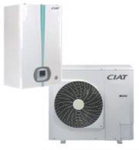 pompe à chaleur air/eau / inverter