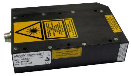 Capteur de distance laser VLF261 series FAE Srl