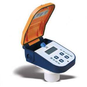 capteur de distance à ultrasons / à sortie numérique / fermé / résistant aux produits chimiques