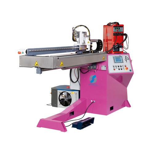 machine de soudage à l'arc / à la molette / AC / manuelle
