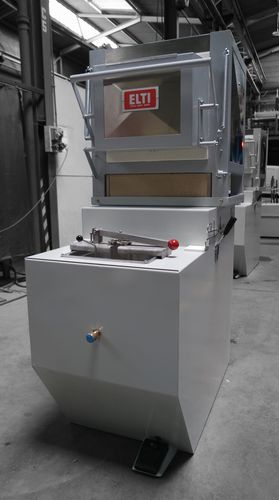 machine d'essai de trempabilité / Jominy