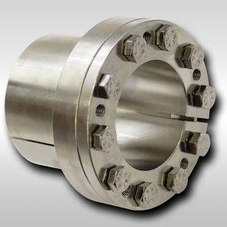 accouplement rigide / pour arbre de transmission / en acier inoxydable / sans jeu