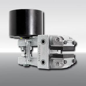 frein à disque / à desserrage pneumatique / serrage à ressort / d'urgence