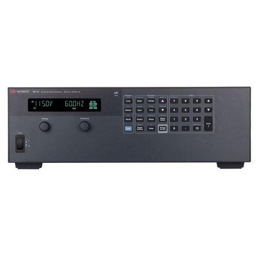 alimentation électrique AC/AC / à sortie simple / programmable / appareil de mesure