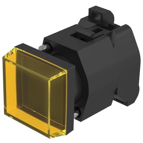 Bouton poussoir lumineux (LED) / IP65 704.199.4 EAO France