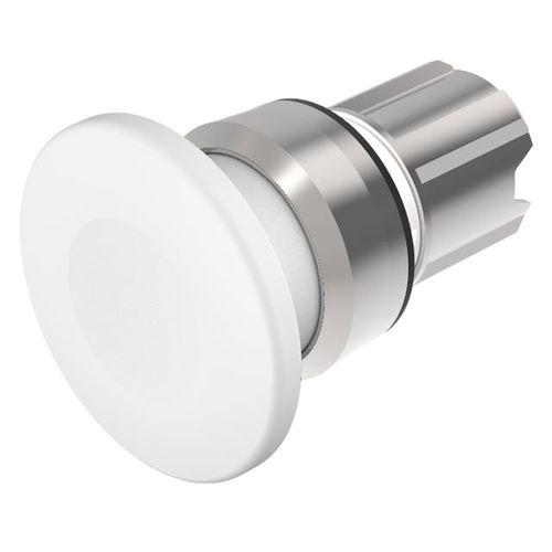 bouton poussoir coup de poing / lumineux / action momentanée / IP67