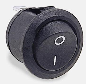 Interrupteur à bascule / bipolaire / miniature max. 16 A, 250 V | R13 Arcolectric