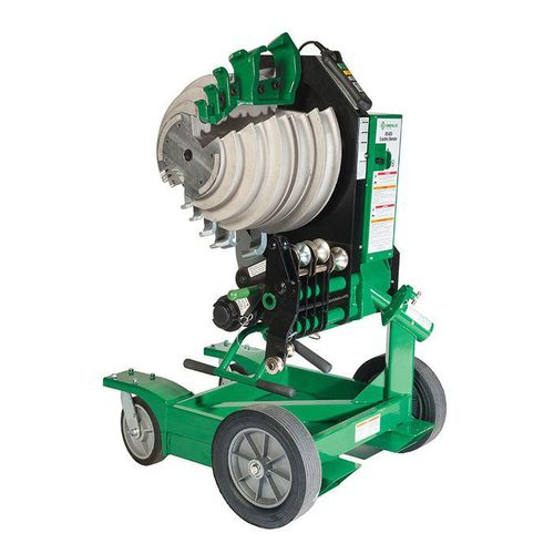 Machine de cintrage électrique / de tubes / automatique / horizontale 854DX GREENLEE
