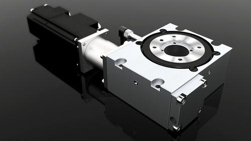 table rotative entraînée par moteur / horizontale / pour centre d'usinage / servocommandée
