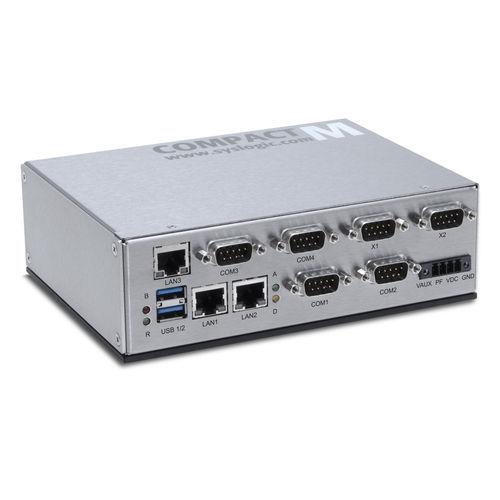 PC box / Intel® Atom E3800 / Ethernet / USB In-Vehicle Embedded Box PC Syslogic GmbH