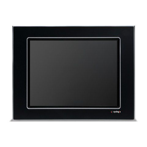 panel PC TFT LCD / tactile / 800 x 480 / AMD Geode LX800