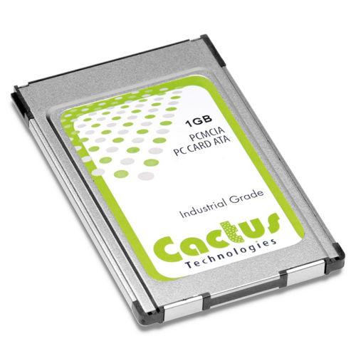 Carte mémoire carte PC / 512 MB / 128 GB / 2 GB Cactus 203 Series Syslogic GmbH