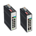 Commutateur Ethernet administrable / industriel / redondant 852-30x series WAGO