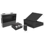 Boîtier compact / rectangulaire / standard / pour équipement électronique  VPC - Virginia Panel Corporation
