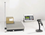 système de mesure de volume / de poids / de longueur / à laser