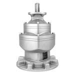 réducteur planétaire / coaxial / fort couple / compact